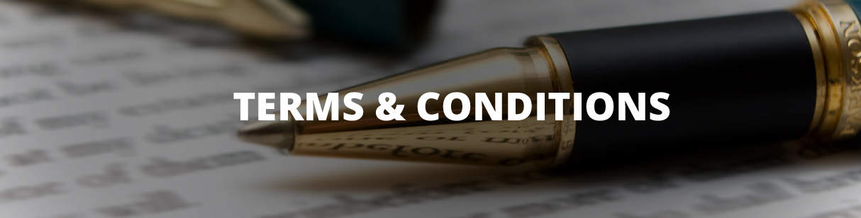 Terms & Conditions | Agius Watches