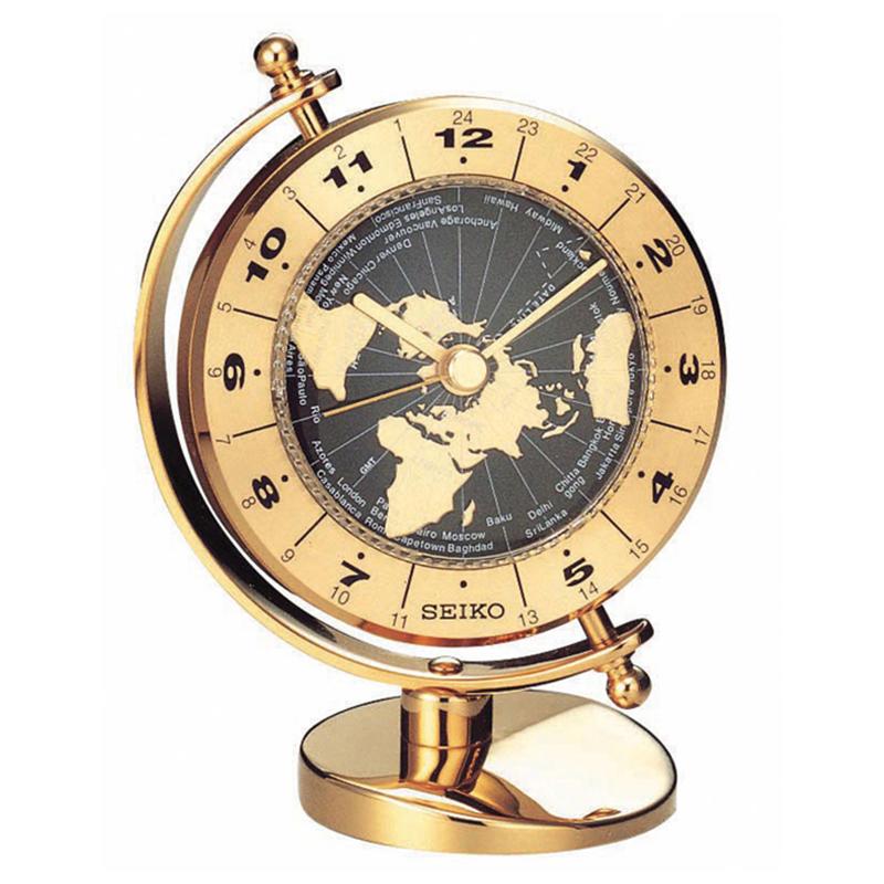 Seiko Desk Clock Qhg106g