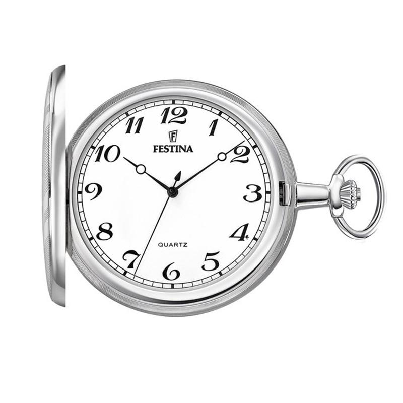 Festina Pocket Watch F2022 1 Agius Watches